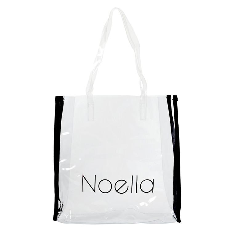 Noella Celine stor shopper i transparent