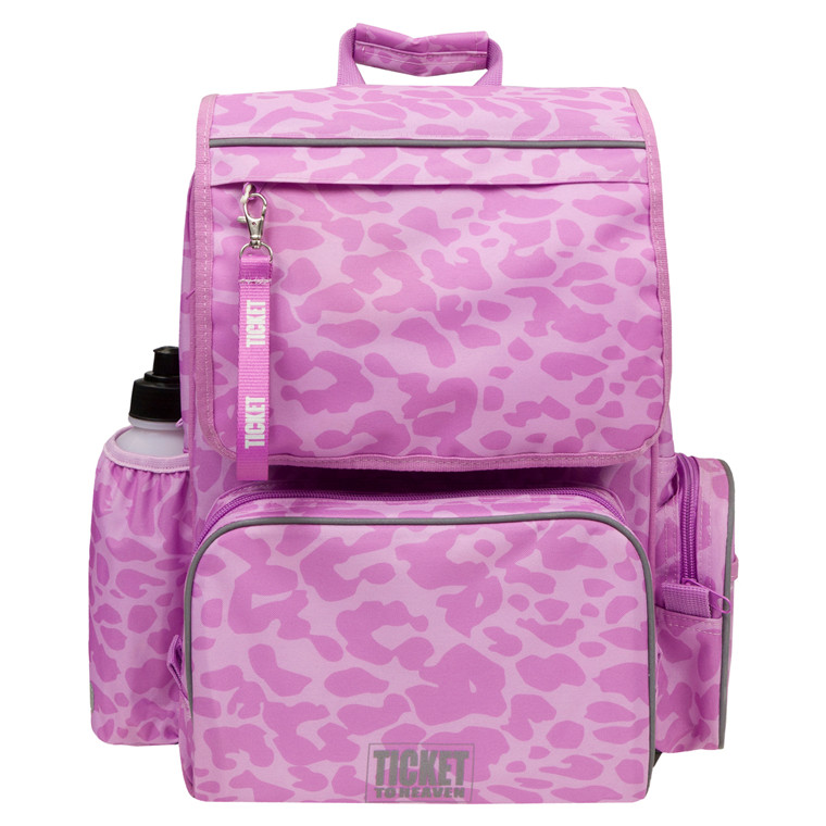Ticket to Heaven Backpack Classic skoletaske