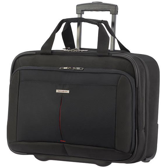 Samsonite Rolling Tote computertaske med hank