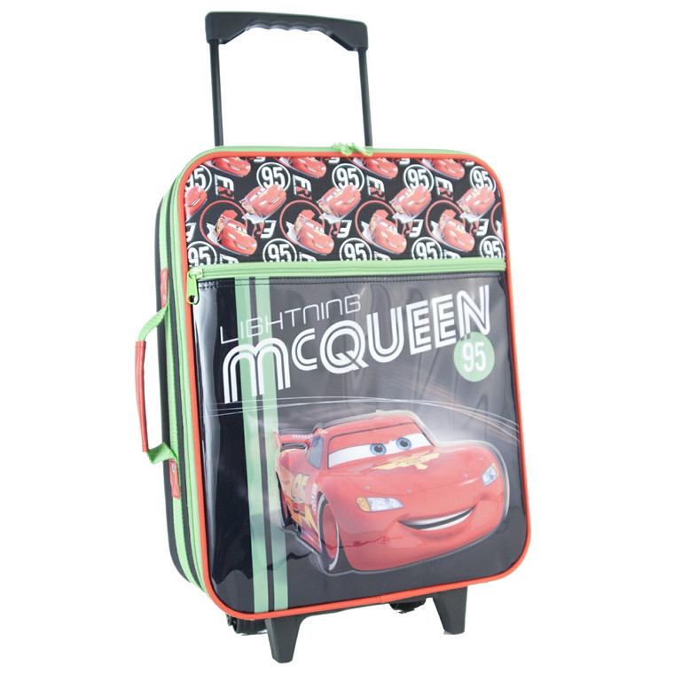 Disney Cars stor børnetrolley