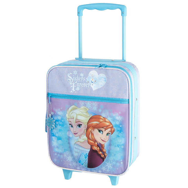 Disney Frozen Shimmer lille børnetrolley