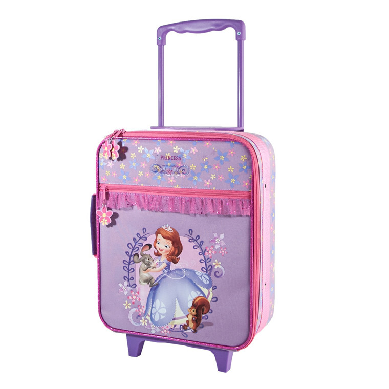 Disney Sofia lille børnetrolley 40 cm