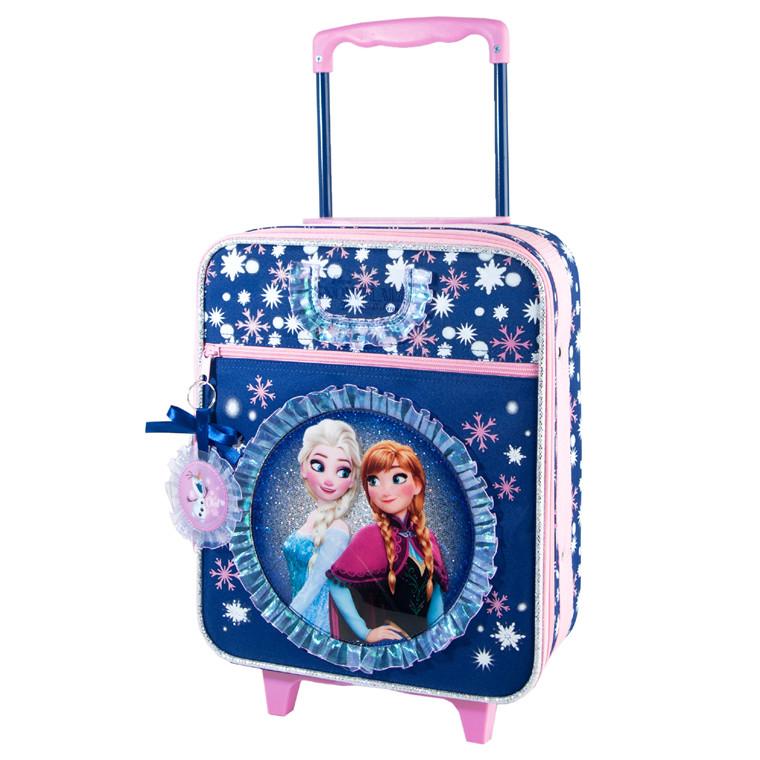 Disney Frozen lille børnetrolley 40 cm