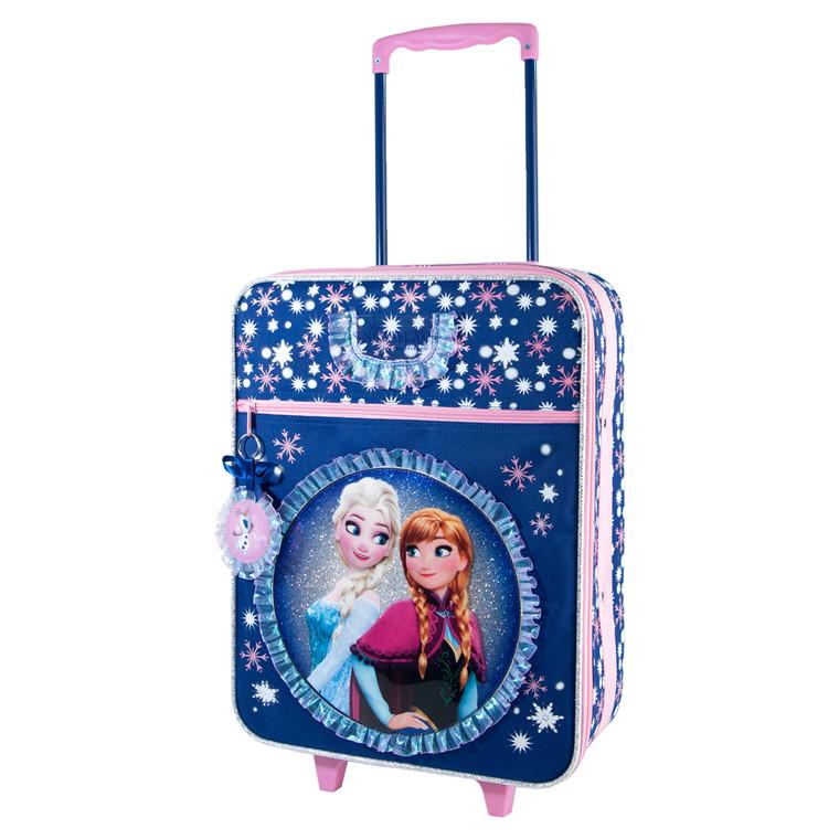 Disney Frozen stor børnetrolley 48 cm