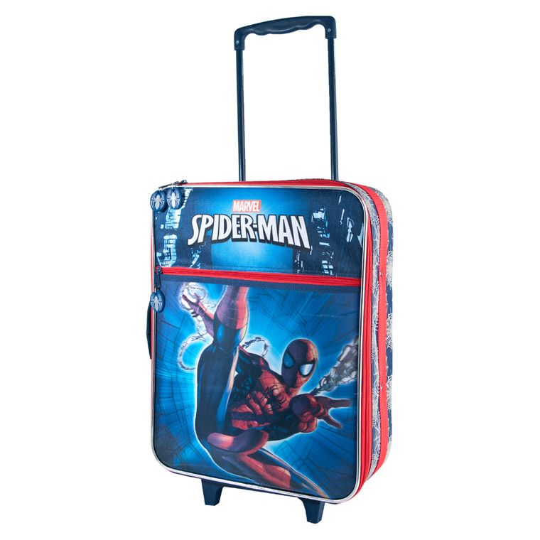 Disney Spiderman stor børnetrolley 48 cm