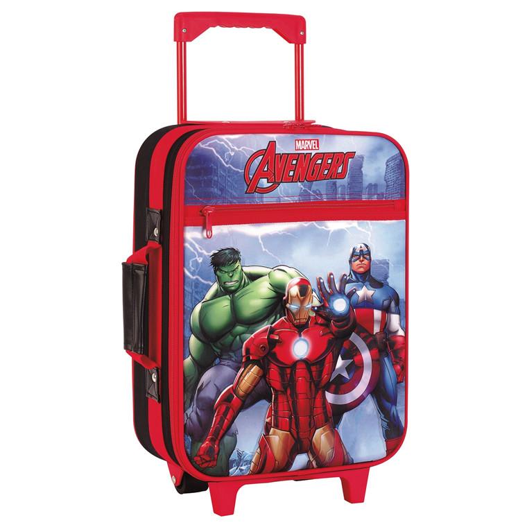 Disney Avengers lille børnetrolley 42cm