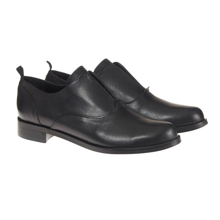 Ilse Jacobsen Flat Shoe skindsko