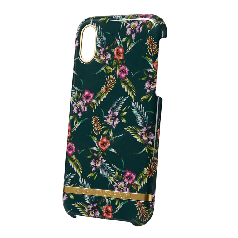 Richmond & Finch Emerald Blossom XR cover