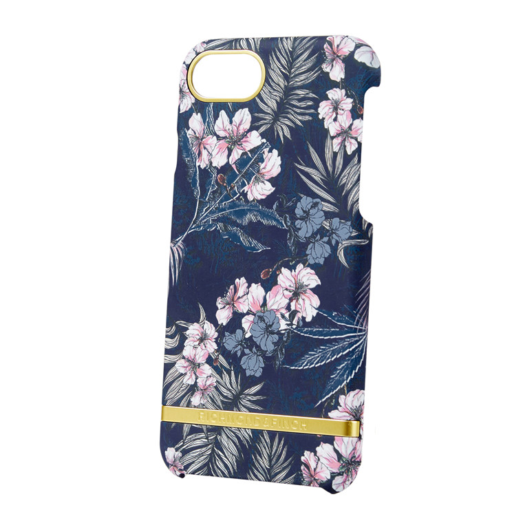 Richmond & Finch Flora Jungle iPhone cover med kant