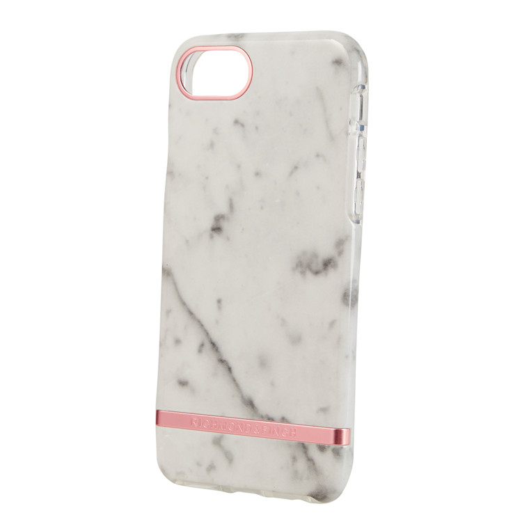Richmond & Finch iPhone 6, 7 og 8 Marble Glossy cover