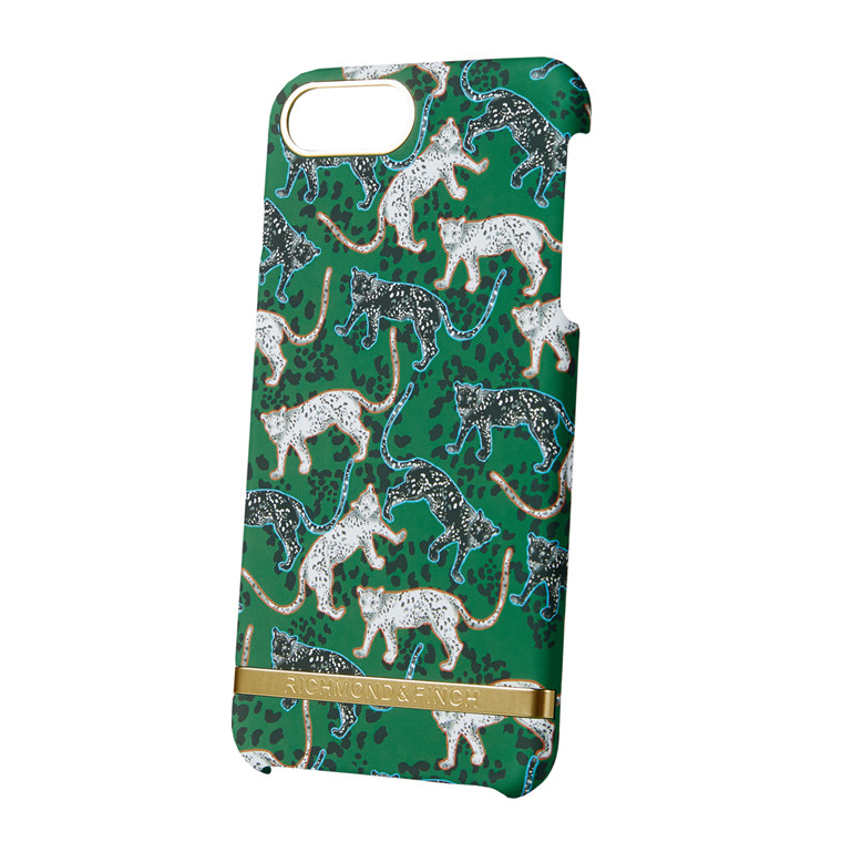 Richmond & Finch IP6-7-8 Plus Leopard cover