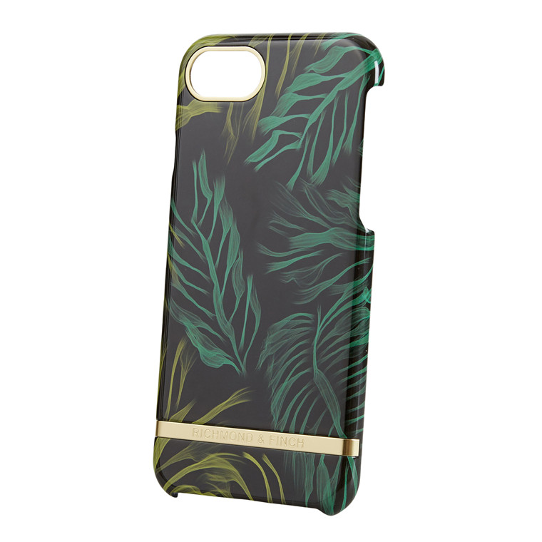 Richmond & Finch iPhone cover med gummikant