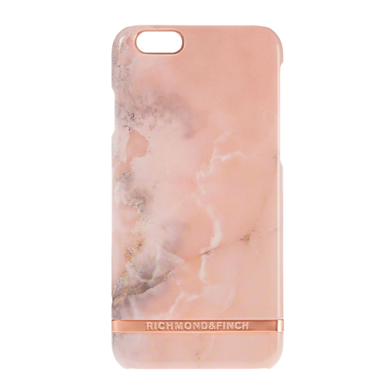 Richmond & Finch iPhone 6 Pink Marble cover
