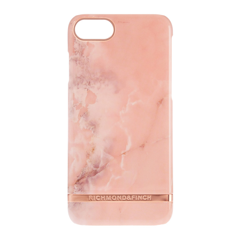 Richmond & Finch iPhone 7 Pink Marble