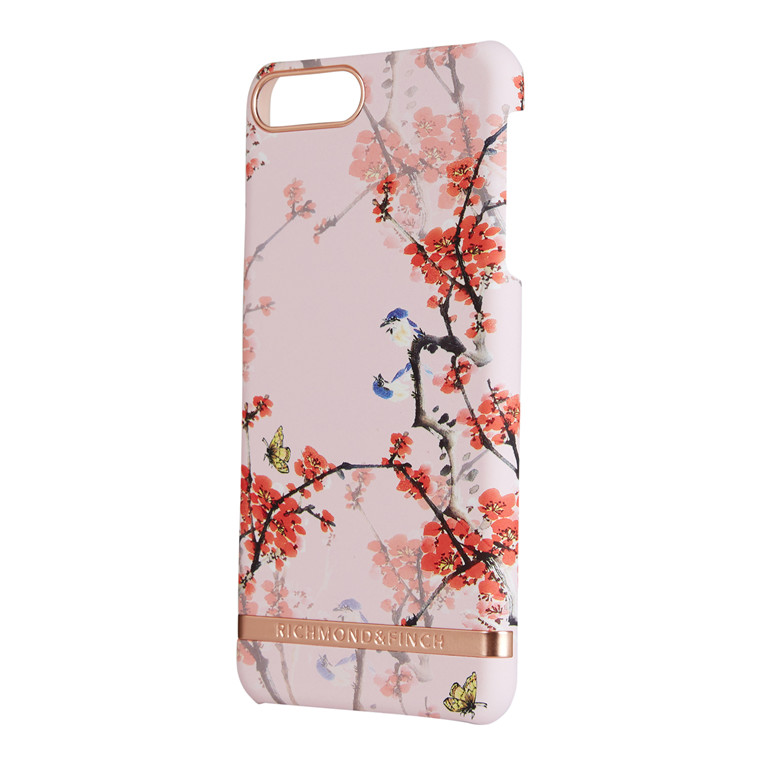 Richmond & Finch Cherry Blush iPhone 7Plus cover