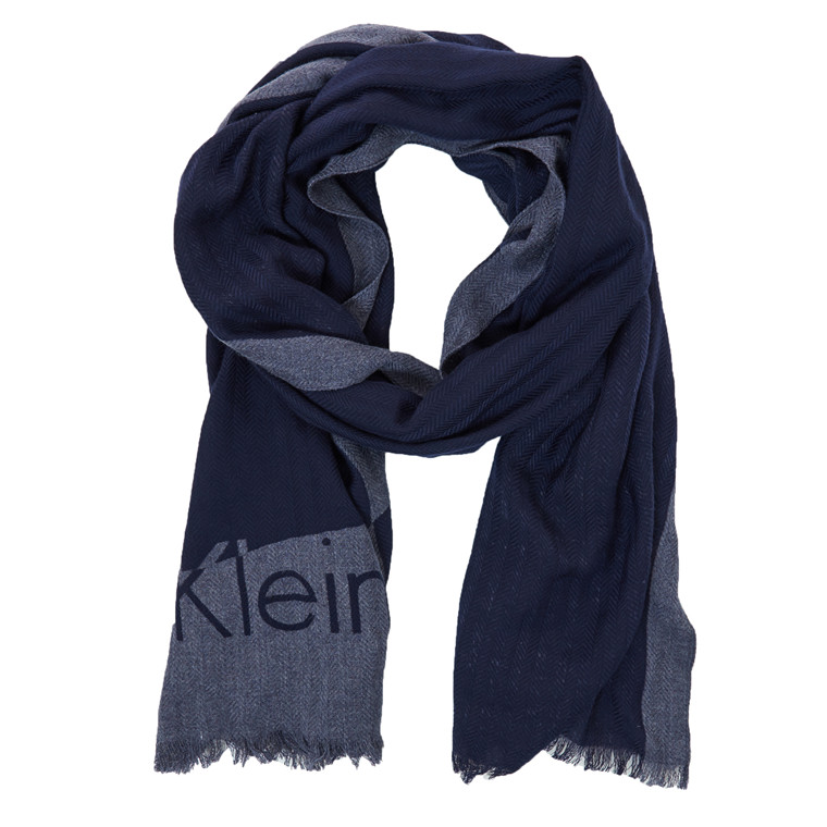 Calvin Klein Madox logo tørklæde
