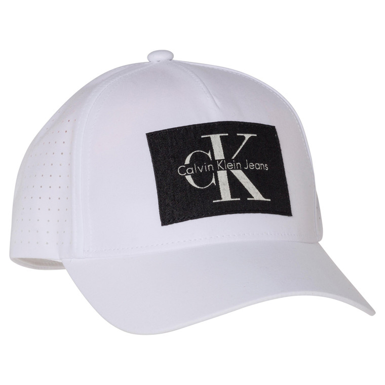 Calvin Klein Re-issue Perf Baseball Cap
