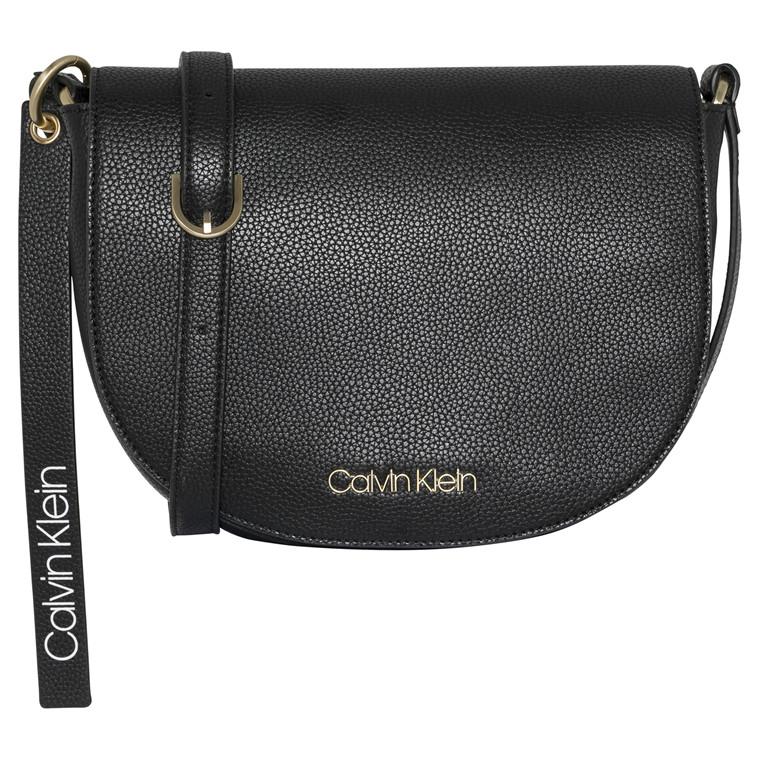 Calvin Klein Neat saddeltaske med klap