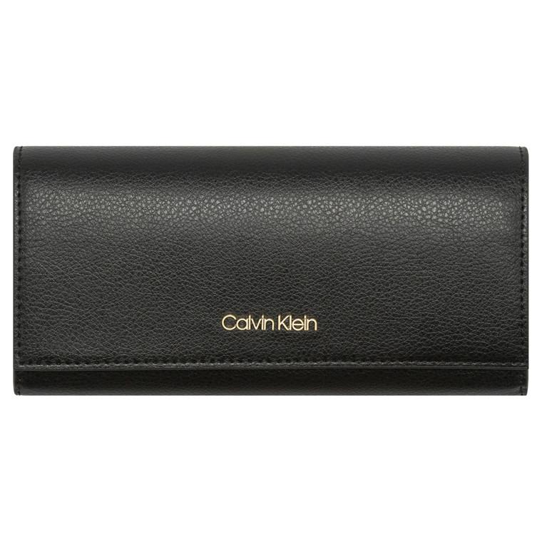 Calvin Klein Frame Large pung med klap