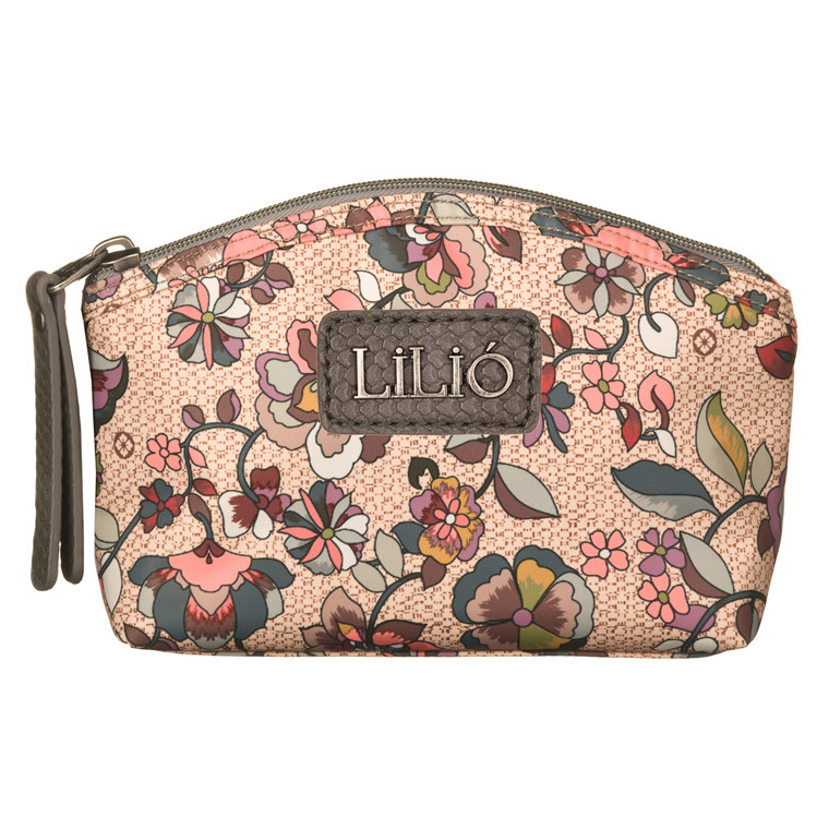 Lilio kosmetiketui med smukt mønster