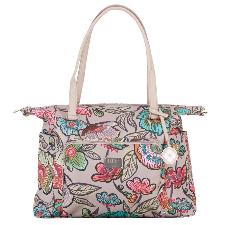 Lilio SS19 Carry all shopper med lynlås