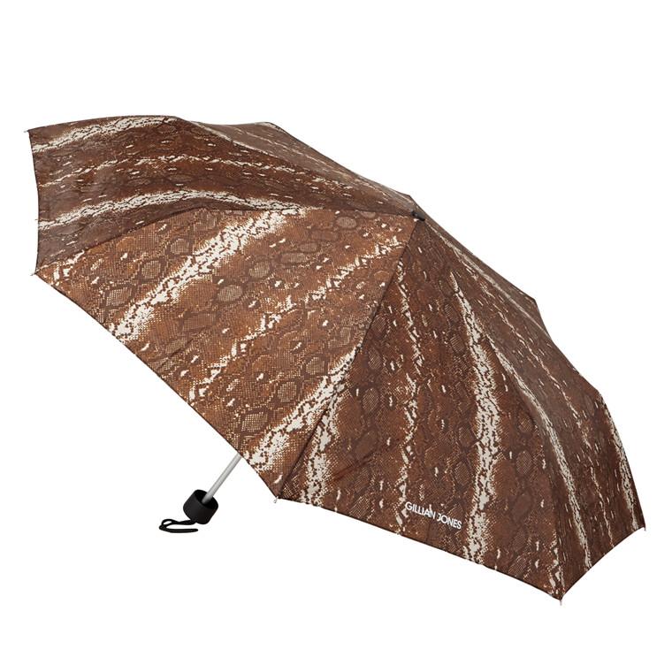 Cimi lille taske paraply med slangepræg