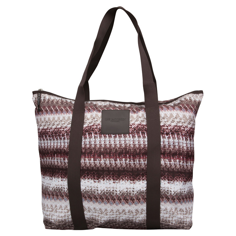 Ilse Jacobsen stor nylon shopper