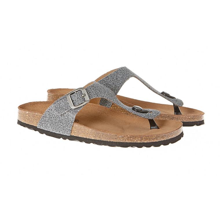 Sofie Schnoor flad sandal i skind
