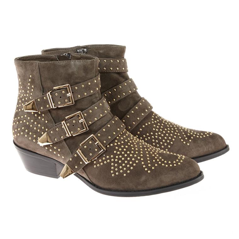 Sofie Schnoor Chunky Rivet støvle