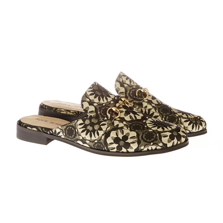 Sofie Schnoor jacquard loafers