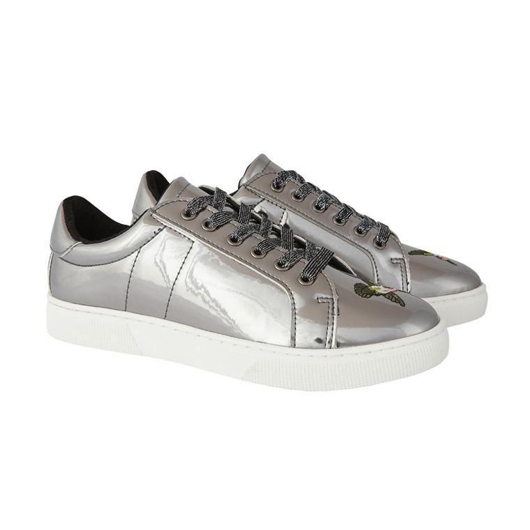 Sofie Schnoor metallic sneakers m/kolibri