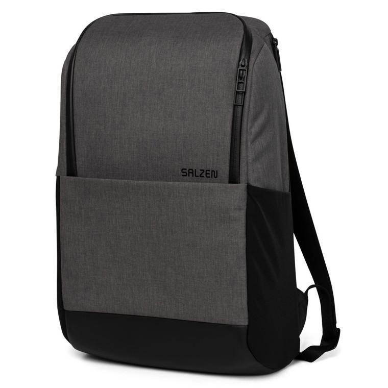 Salzen Daypack rygsæk med lynlås