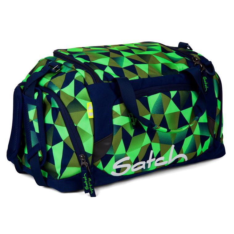 Satch sportstaske med lynlås 25L