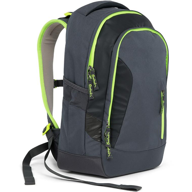 Satch Sleek rygsæk m/regulerbar ryg