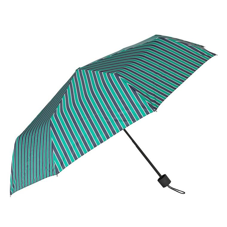 Becksöndergaard Striped Umbrella taskeparaply