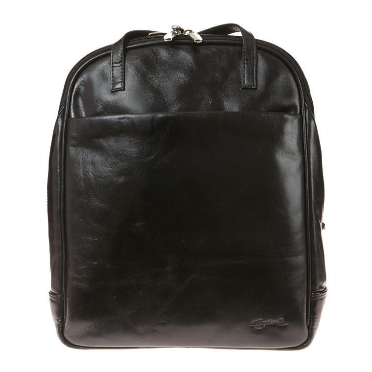 Stephanie kombi-rygsæk i skind