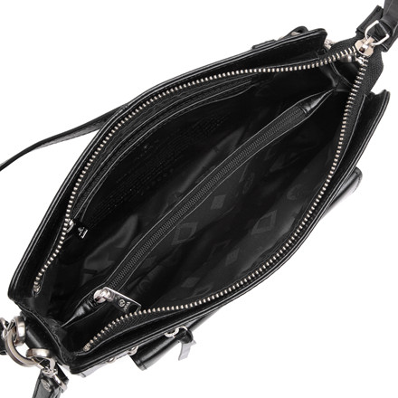 Adax Salerno Ingvild taske med lynlås