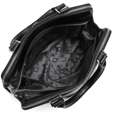 Adax Salerno Marna stor taske med tre lynlås