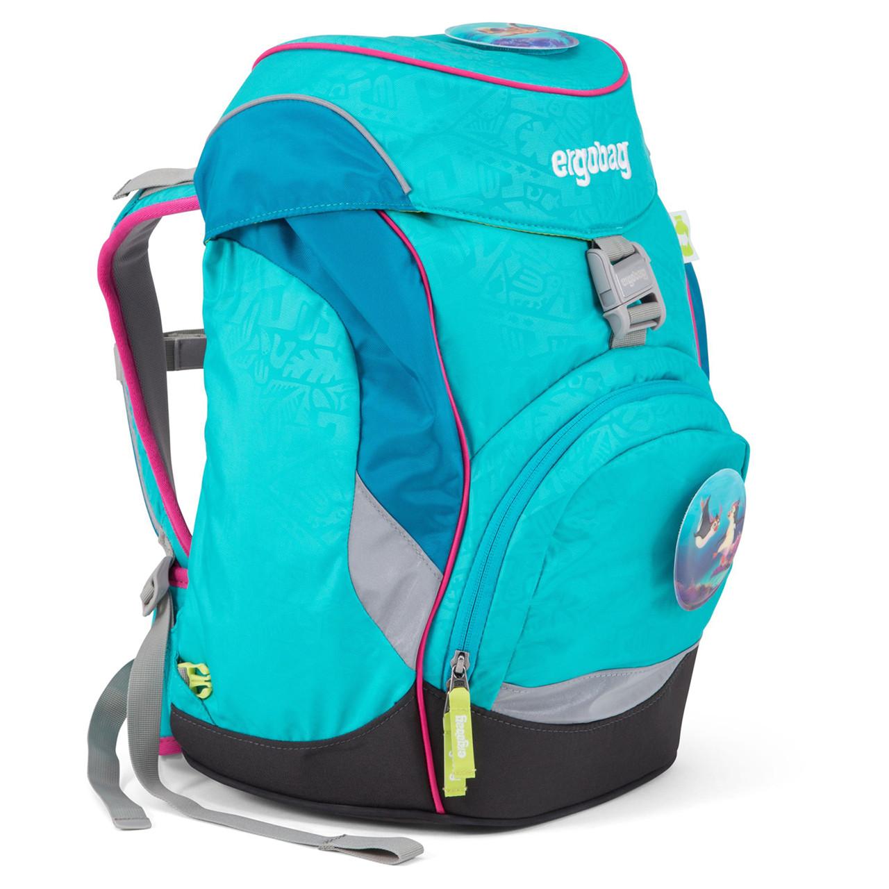 Fin Ergobag skoletasker og rygsække - Kæmpe udvalg hos Helm WQ-72