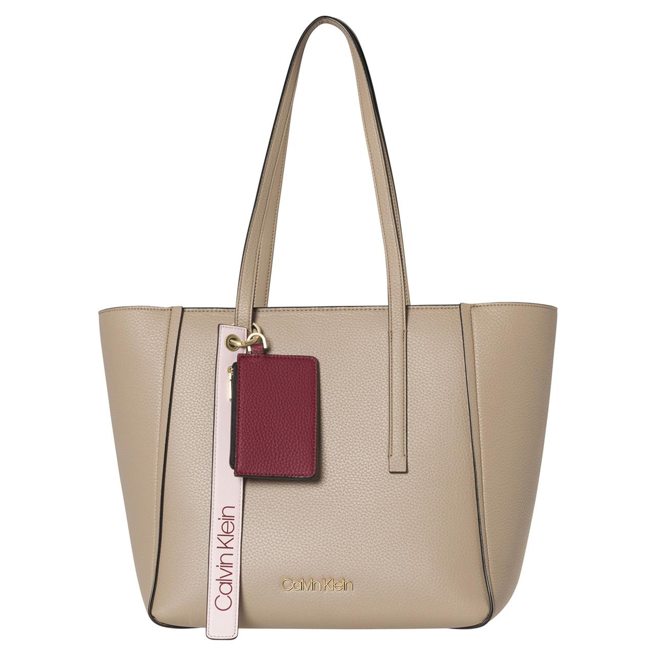 Ck Base Medium shopper fra Calvin Klein 4f9df44533b