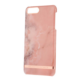 Rørig IPhone 7 plus Pink Marble cover fra Richmond & Finch NQ-48