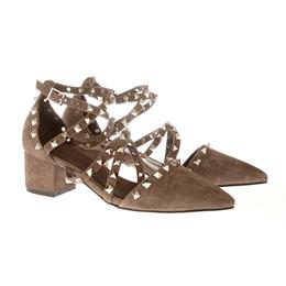 d525cde69770 Rivet sandal m nitter fra Sofie Schnoor