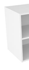 Färgad skåpsida till badrumsunderskåp 576x430mm