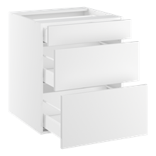 Skafferiskåp med lådor