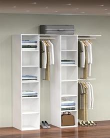 Garderobe indretning 183cm