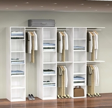 Garderobe indretning 270cm