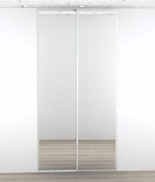 Kitchn skydelåger Spejl-Spejl