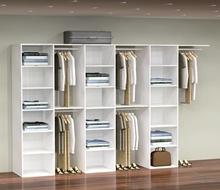 Garderobe indretning 310cm