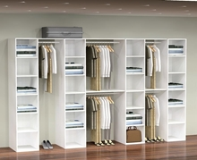 Garderobe indretning 330cm