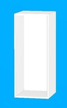 Badkorpus mellemhøj 40 cm